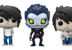 figurine pop manga death note
