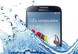 smartphone etanche samsung galaxy s4